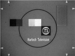 Harlech Picasso Test Card